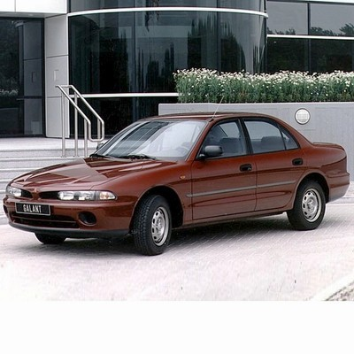 Mitsubishi Galant (1992-1996) autó izzó