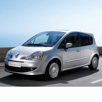 For Renault Modus (2008-2012) with Halogen Lamps and cornering light
