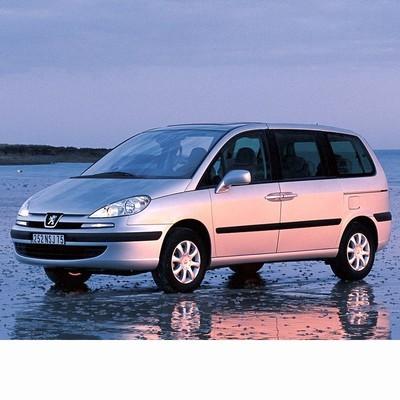 Autó izzók halogén izzóval szerelt Peugeot 807 (2002-2011)-hez