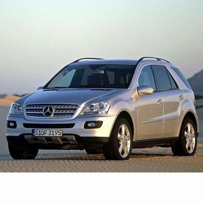 For Mercedes M (2005-2011) with Halogen Lamps