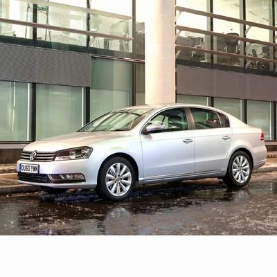 For Volkswagen Passat B7 (2010-2014) with Halogen Lamps