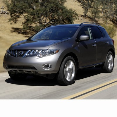 Autó izzók bi-xenon fényszóróval szerelt Nissan Murano (2008-2014)-hoz