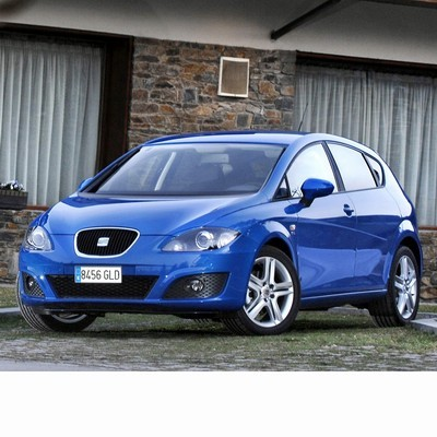 For Seat Leon (2009-2012) with Halogen Lamps