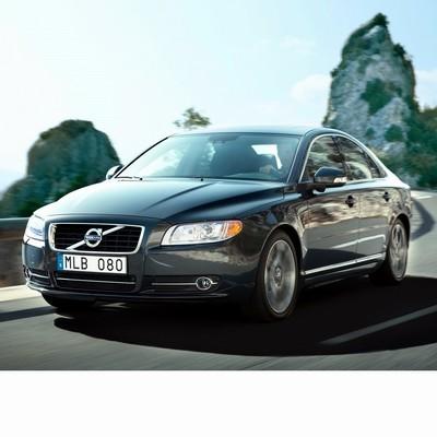 Autó izzók a 2006 utáni halogén izzóval szerelt Volvo S80-hoz