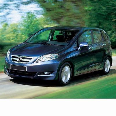 For Honda FR-V (2004-2009) with Halogen Lamps