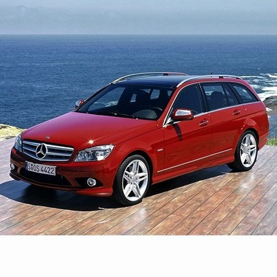 Autó izzók halogén izzóval szerelt Mercedes C Kombi (2007-2010)-hoz