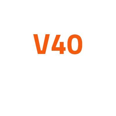 Volvo V40 autó izzó