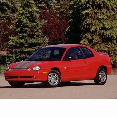 Autó izzók halogén izzóval szerelt Dodge Neon (1994-1999)-hoz