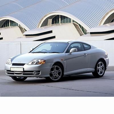 Hyundai Coupe (2002-2009) autó izzó