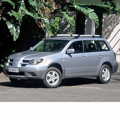 Mitsubishi Outlander (2001-2006) autó izzó