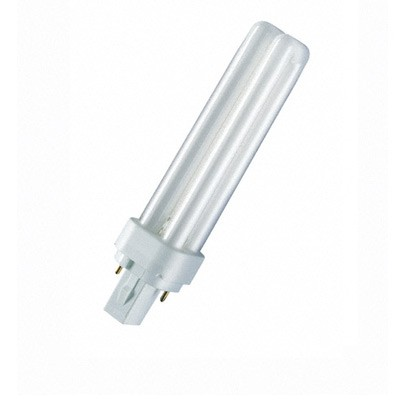 2pin-2U TC-D Compact Fluorescent Lamps  (G24d)