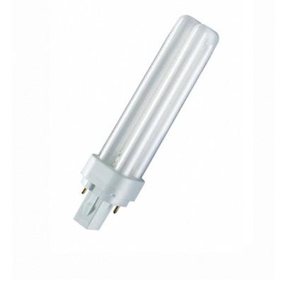 2pin-2U TC-D kompakt fénycső (G24d)