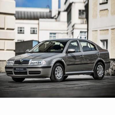 Skoda Octavia (1996-2010) autó izzó