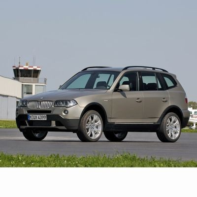 For BMW X3 (2006-2010) with Halogen Lamps