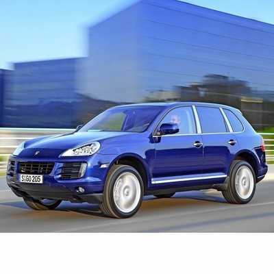 For Porsche Cayenne (2002-2010) with Halogen Lamps
