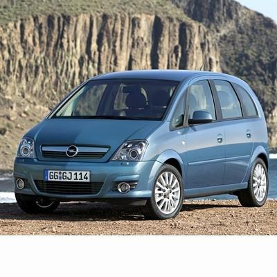 Autó izzók xenon izzóval szerelt Opel Meriva (2003-2010)-hoz