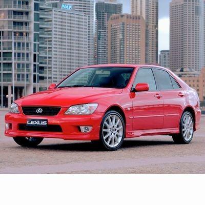 Autó izzók halogén izzóval szerelt Lexus IS (1999-2005)-hez