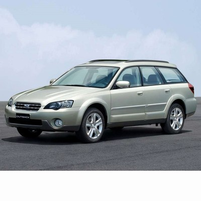 For Subaru Outback (2003-2009) with Halogen Lamps