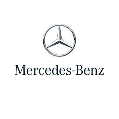 Mercedes autó izzó