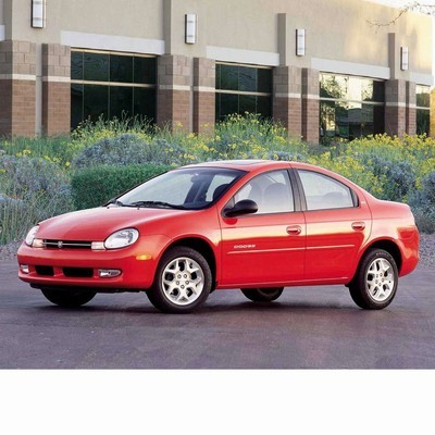 For Dodge Neon (1999-2005) with Halogen Lamps