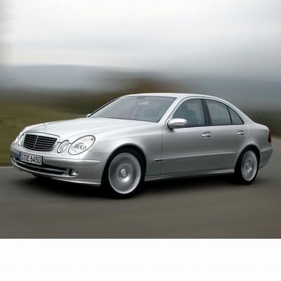 Mercedes E Sedan (2002-2009) autó izzó