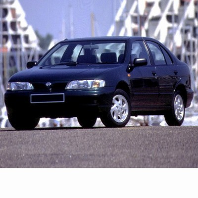 For Nissan Almera Sedan (1995-2000) with Halogen Lamps