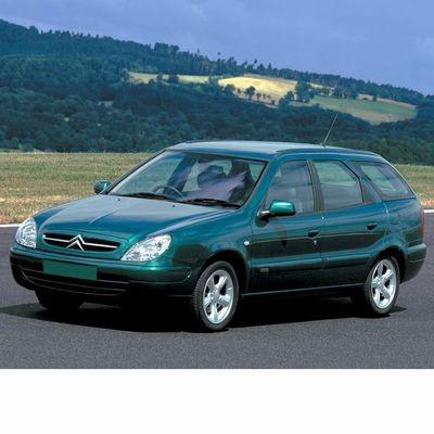Autó izzók halogén izzóval szerelt Citroen Xsara Break (2000-2006)-hez