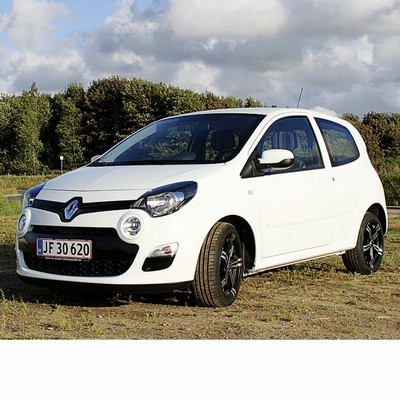 For Renault Twingo (2012-2014) with Halogen Lamps