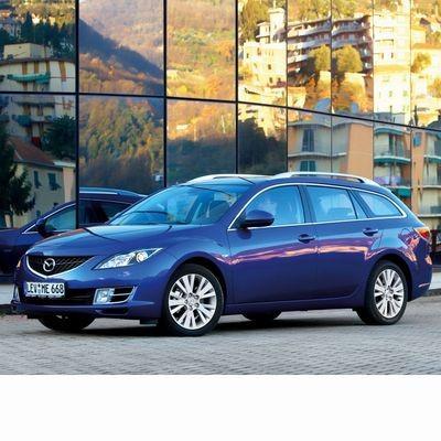Autó izzók bi-xenon fényszóróval szerelt Mazda 6 Kombi (2008-2013)-hoz