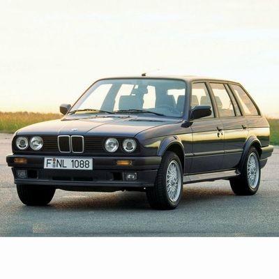 Autó izzók halogén izzóval szerelt BMW 3 Kombi (1987-1994)-hoz