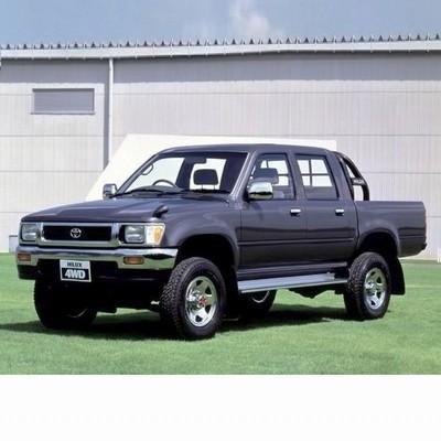 Toyota Hilux (1983-2005) autó izzó