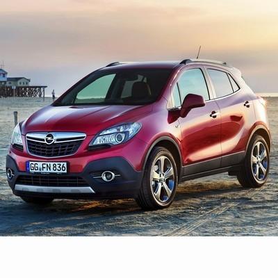Autó izzók a 2012 utáni halogén izzóval szerelt Opel Mokka-hoz