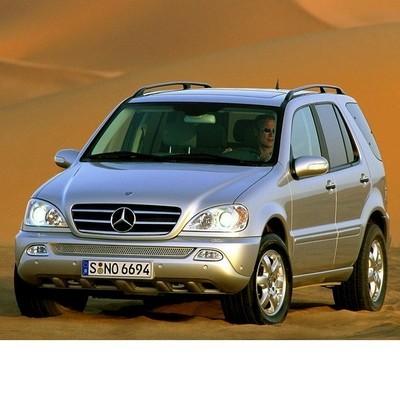Autó izzók bi-xenon fényszóróval szerelt Mercedes M (1997-2005)-hez