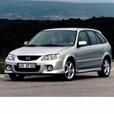Autó izzók halogén izzóval szerelt  Mazda 323 F (1998-2004)-hez
