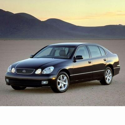 Autó izzók xenon izzóval szerelt Lexus GS (1997-2005)-hez