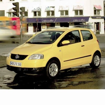 For Volkswagen Fox (2003-2011) with Halogen Lamps