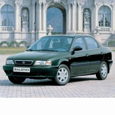 Autó izzók halogén izzóval szerelt Suzuki Baleno (1995-2002)-hoz