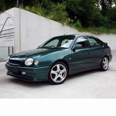 Autó izzók halogén izzóval szerelt Toyota Corolla 5 ajtós (1997-1999)-hoz