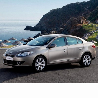 For Renault Fluence (2010-2012) with Halogen Lamps
