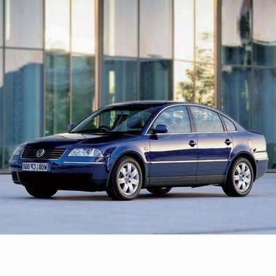 Autó izzók halogén izzóval szerelt Volkswagen Passat B5 (2001-2005)-höz
