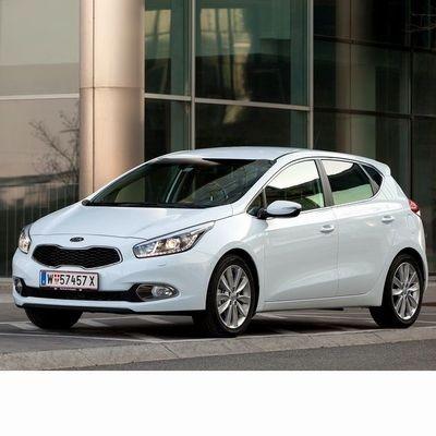 Autó izzók a 2012 utáni xenon izzóval szerelt Kia Cee'd-hez