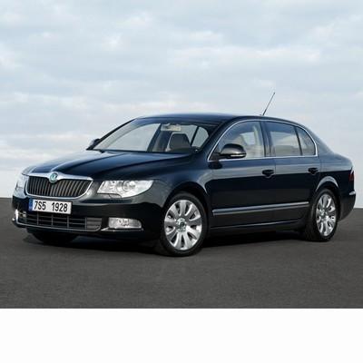 Autó izzók a 2008 utáni bi-xenon fényszóróval szerelt Skoda Superb-hez