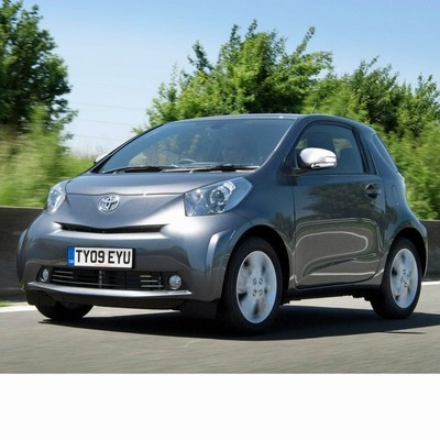 For Toyota IQ after 2009 with Halogen Lamps