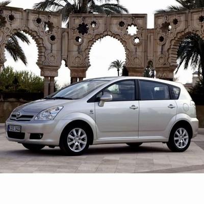 Autó izzók halogén izzóval szerelt Toyota Corolla Verso (2004-2007)-hoz