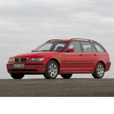 For BMW 3 Kombi (2001-2005) with Halogen Lamps