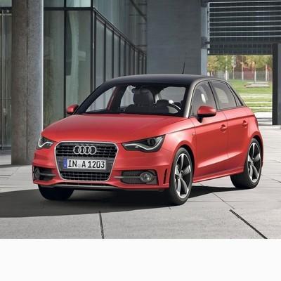 Autó izzók a 2012 utáni halogén izzóval szerelt Audi A1 Sportback-hez