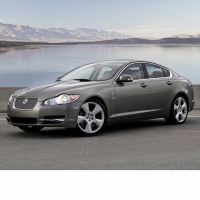 Autó izzók halogén izzóval szerelt Jaguar XF (2007-2011)-hez