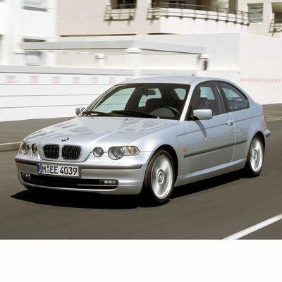 Autó izzók halogén izzóval szerelt BMW 3 Compact (2001-2005)-hoz