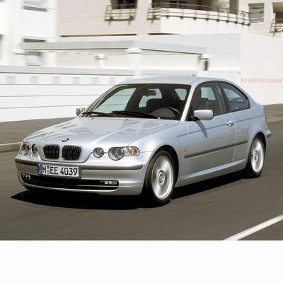For BMW 3 Compact (2001-2005) with Halogen Lamps