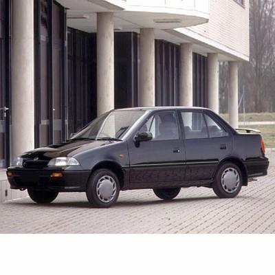 Autó izzók halogén izzóval szerelt Suzuki Swift Sedan (1989-2001)-hoz